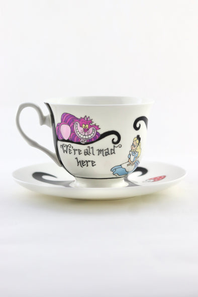 Alice in Wonderland Teacup