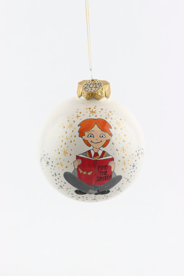 Ron Weasley Bauble