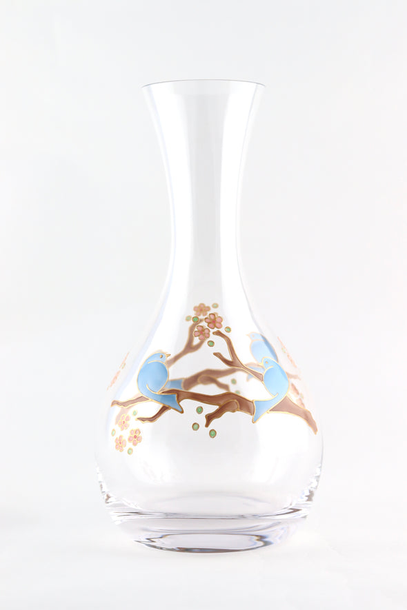Little Birds Decanter