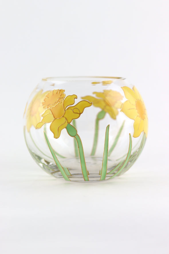 Daffodil Tealight Holder