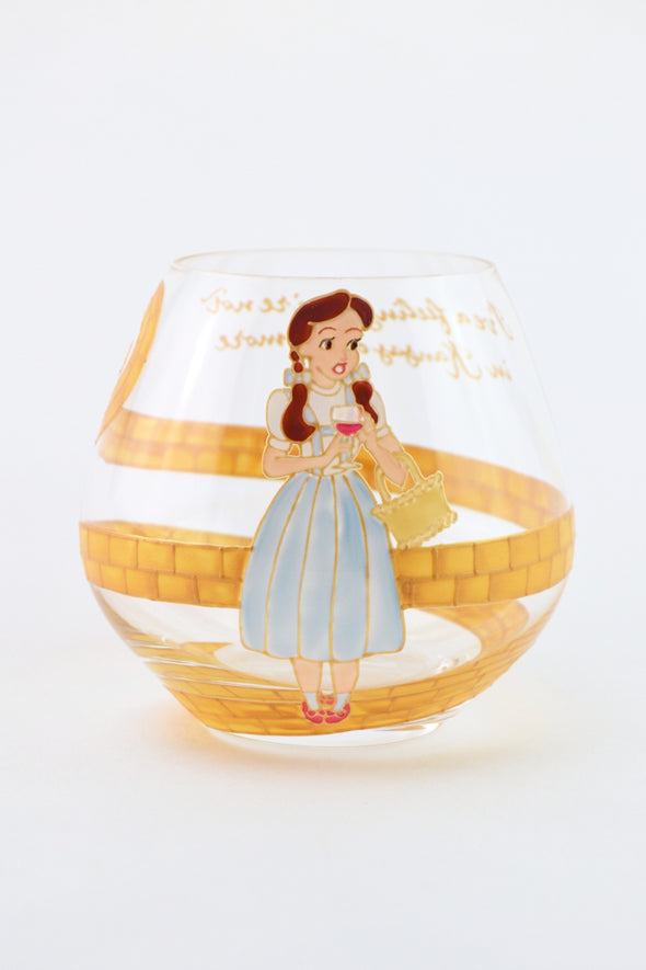 Dorothy in Oz Crystal Tumbler