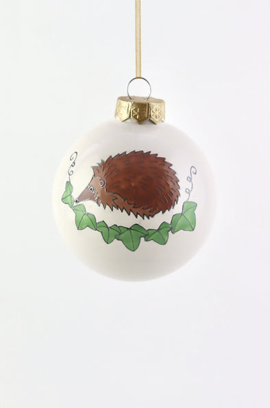 Hedgehog Bauble