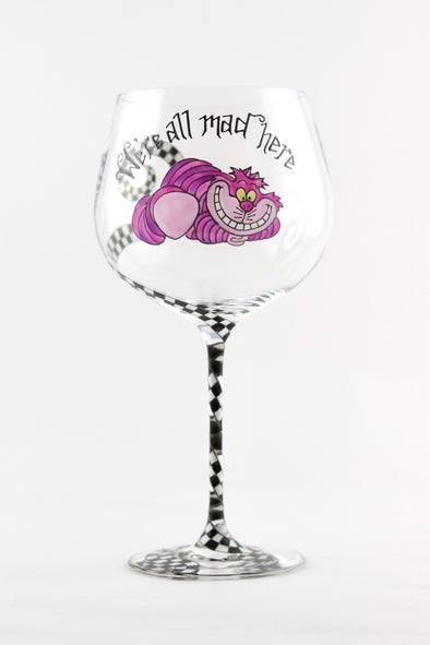 Cheshire Cat Goblet