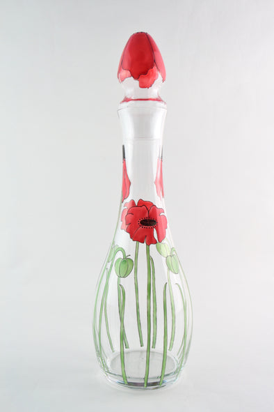 Poppy Decanter