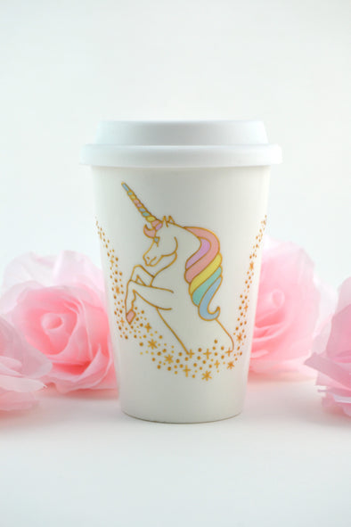 Unicorn Travel Cup