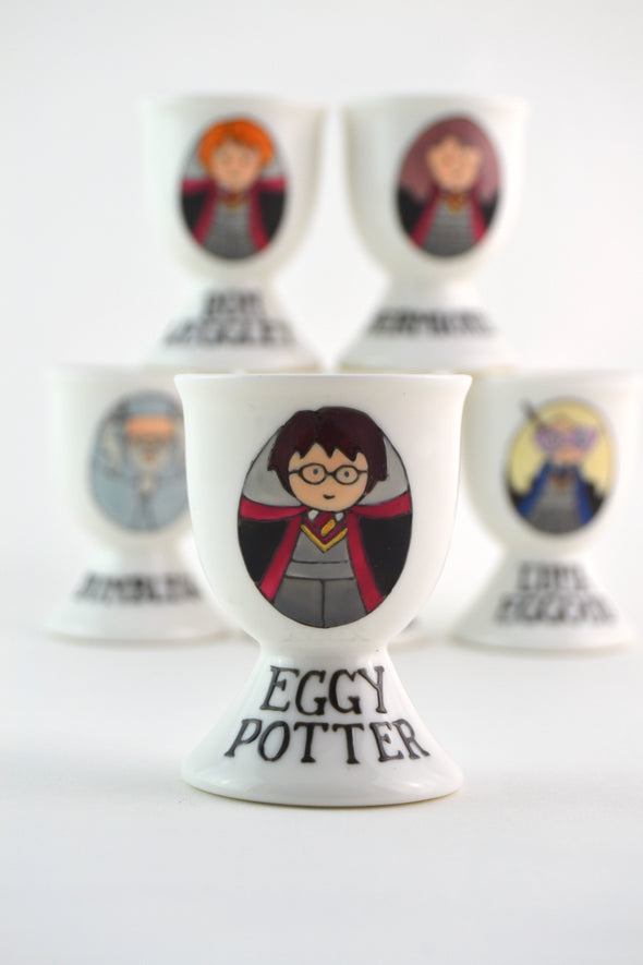 Eggy Potter Egg Cups