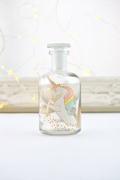 Unicorn Perfume Bottle