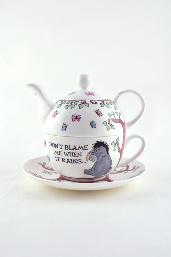 Eeyore Tea Set For One