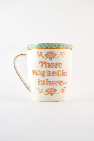There may be...china mug