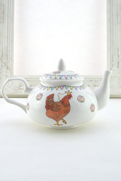 Personalised Hen Party Teapot