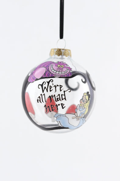Alice in Wonderland Bauble