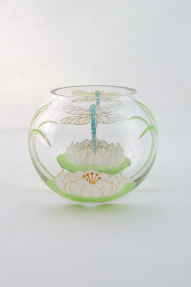 Dragonflies Tea Light Holder