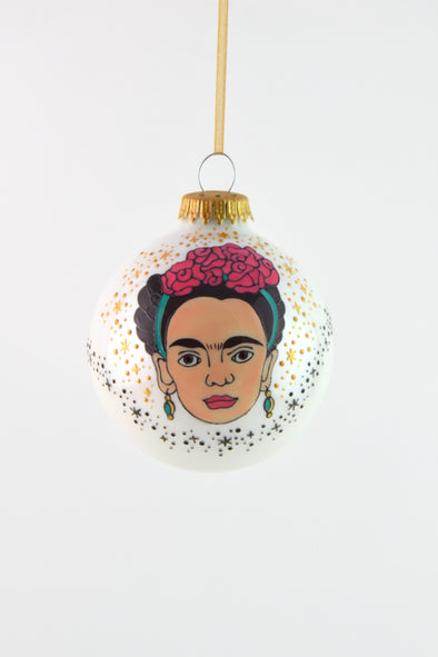 Frida Kahlo Bauble