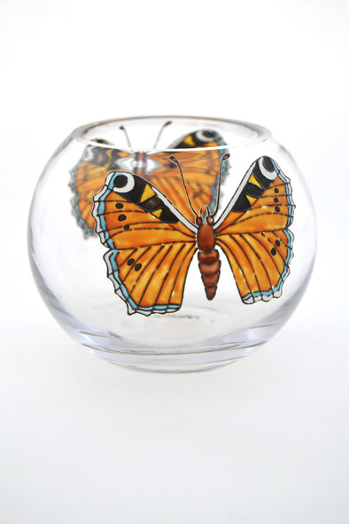 Tortoiseshell Tea light holder