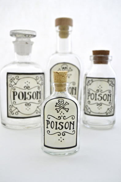 Poison 50ml bottle