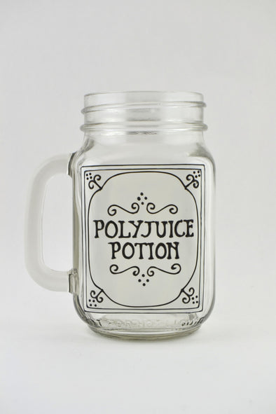 Polyjuice Potion Drinking Jar