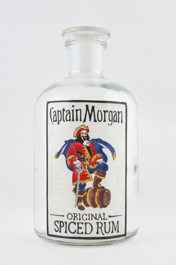 Captain Morgan Apothecary Bottle