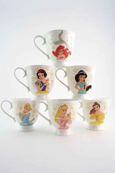 Disney Princess Bone China Mug