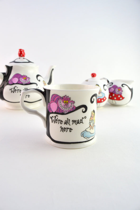 Alice in Wonderland Cup