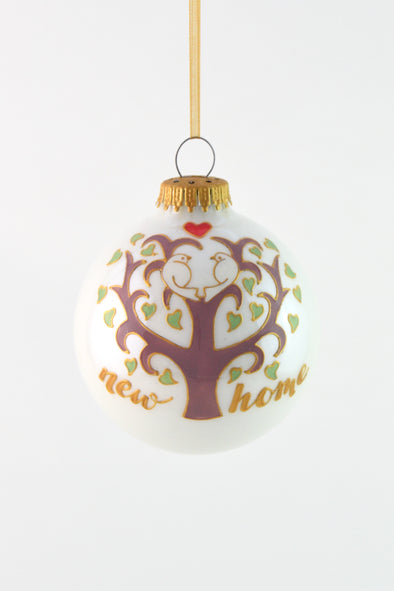 New Home Tree Bauble
