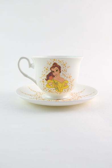 Belle Teacup and Saucer