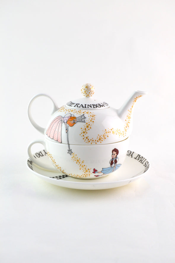 Wizard of Oz Tea Set for One