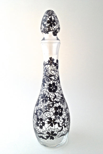 Lace Decanter
