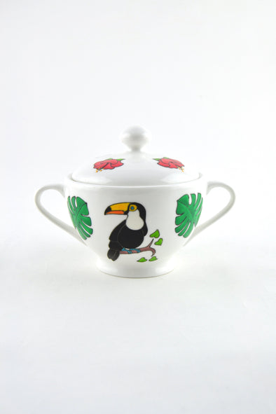 Toucan Sugar Bowl