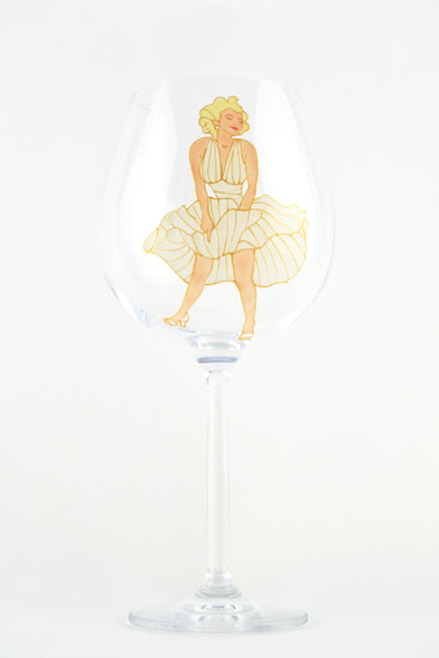 Marilyn Wine Goblet