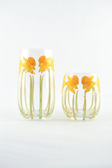 Daffodil Tumbler (2 sizes)