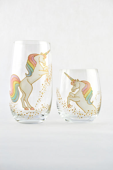Unicorn Tumbler (2 sizes)