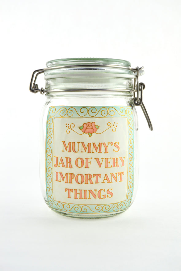 Mummy's Storage Jar