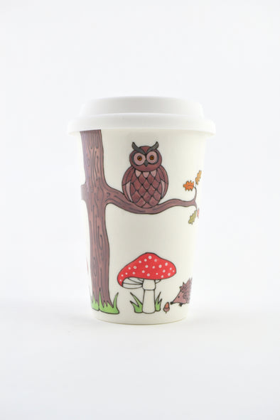 Woodland Travel Mug