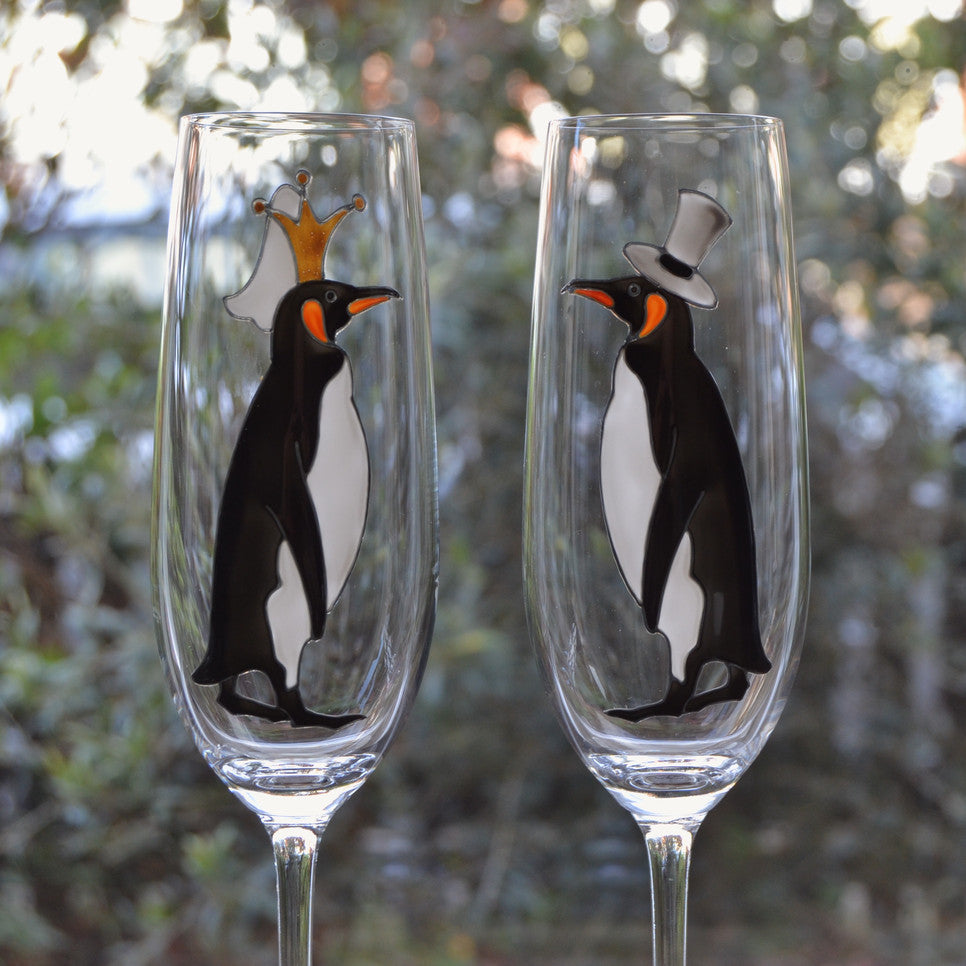 March of the Penguins Goblet