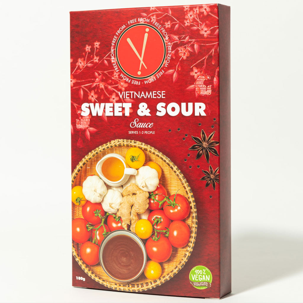 Vietnamese Sweet & Sour Stir-In Sauce