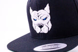Pitbull Labs Snap-Back Hat (Black)