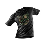 Pitbull Labs Camo T-Shirt (Black)