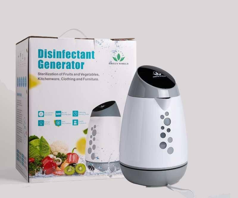 Green World Disinfectant Generator - Green World Products Shop