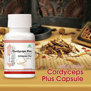 Cordyceps Capsule - Green World Products Shop