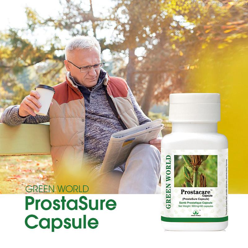 Prostasure Capsule - Green World Products Shop