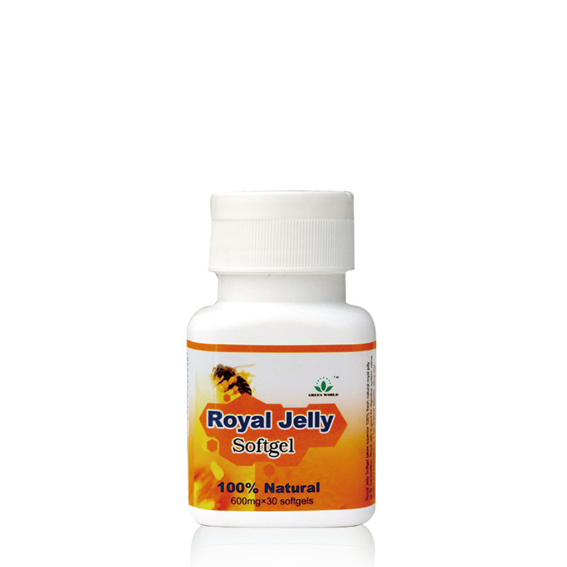 Royal Jelly Softgel - Green World Products Shop