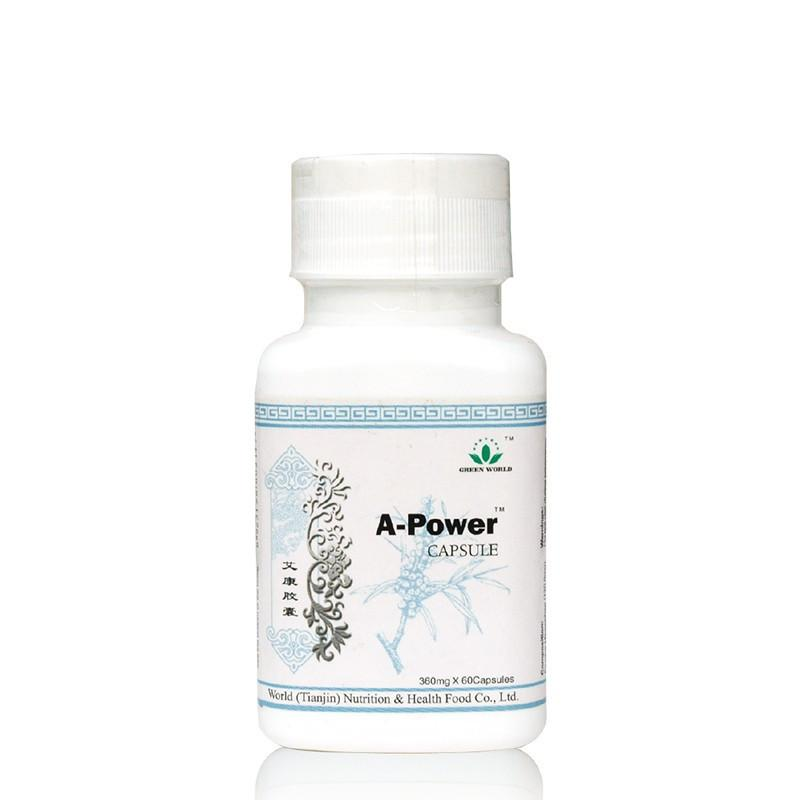A-Power Capsule | Green world herbal products - Green World Products Shop