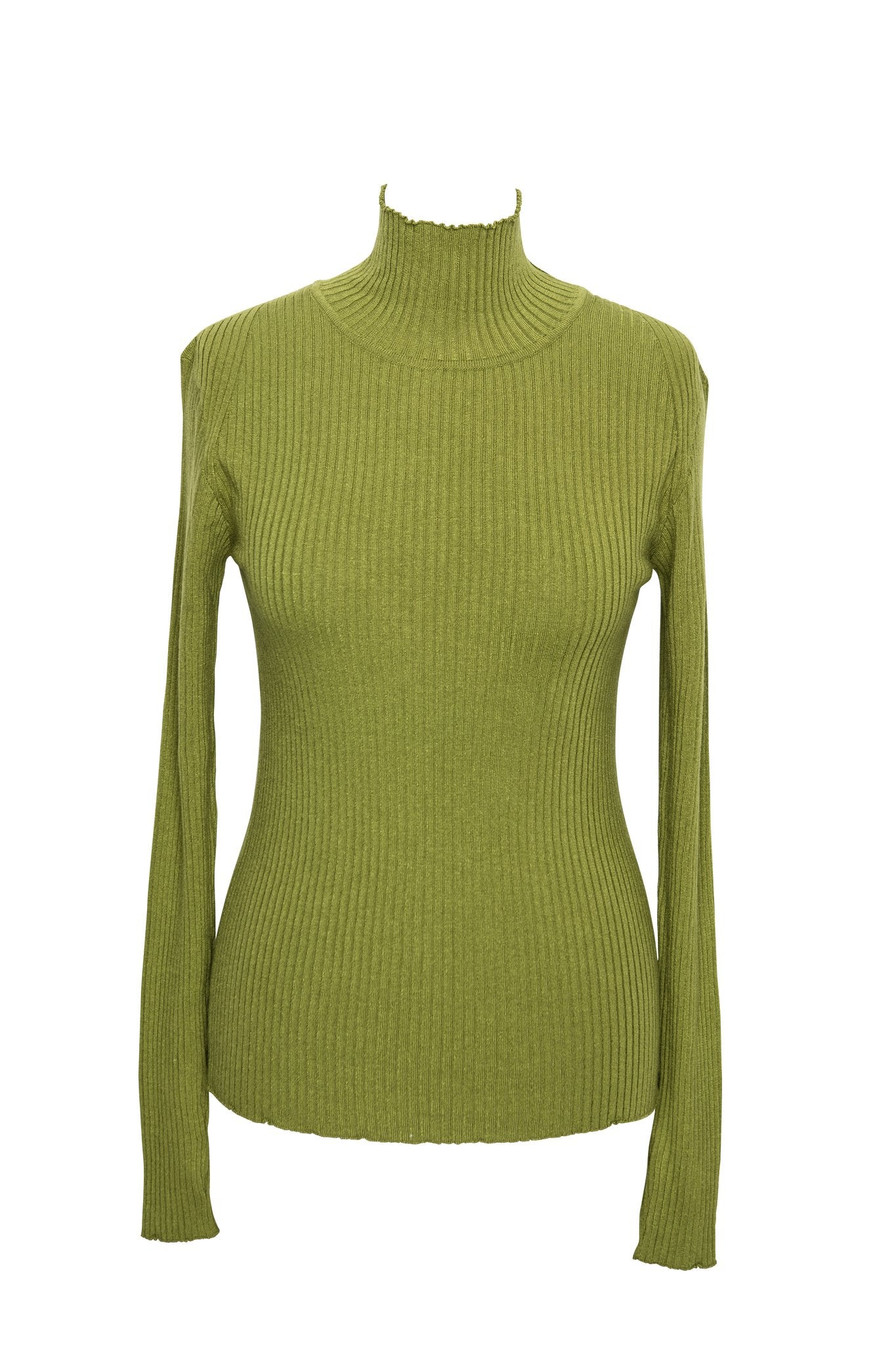 Sam Turtleneck / Moss