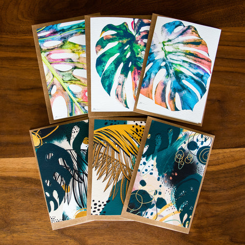 Urban Jungle Card Set