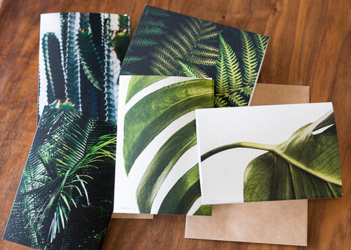 Plant Lover Card Set