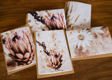 Load image into Gallery viewer, Dried Blooms Card Set
