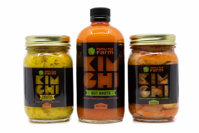 Maui Farm Offers Award-Winning Vegan Kimchi and Fermented Products