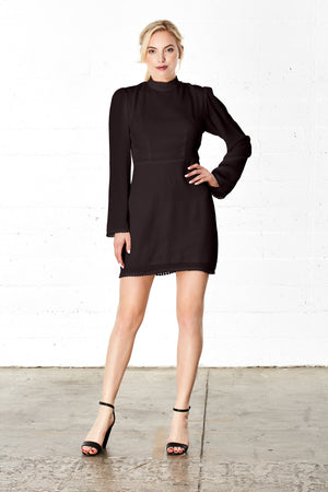 Evans Dress in Black
