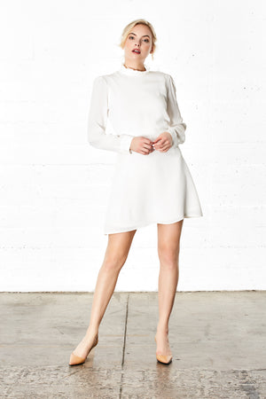 Cartwright Dress in Ivory