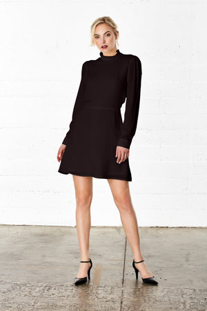 Cartwright Dress in Black